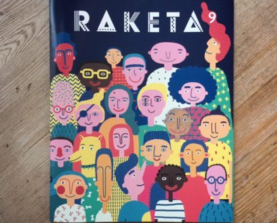"RAKETA 09 – ""Časopis pro děti chytrých rodičů"""