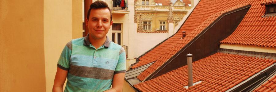 """""""Nejprve musím zjistit, v jakém rozpoložení děti jsou"""", říká v rozhovoru pro ČOSIV asistent pedagoga Karel Šíma"""