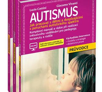 Autismus – průvodce a pracovní knihy – publikace
