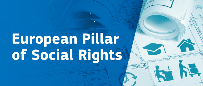 Vyhlášení Evropského pilíře sociálních práv