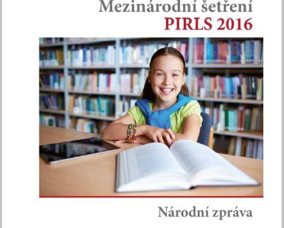 Mezinárodní šetření PIRLS 2016 – Národní zpráva