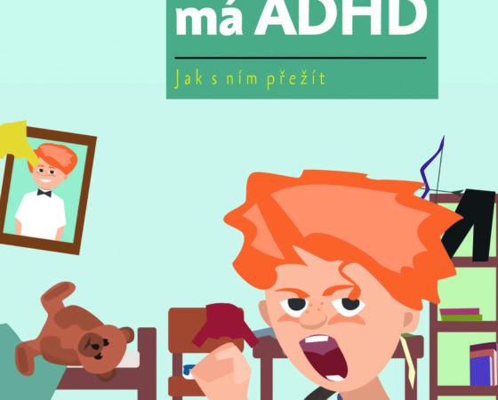 Mé dítě má ADHD – publikace