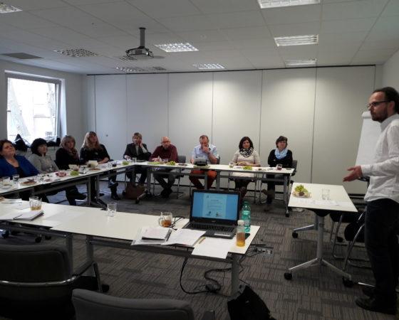 Společně k inkluzivnímu vzdělávání – druhé setkání