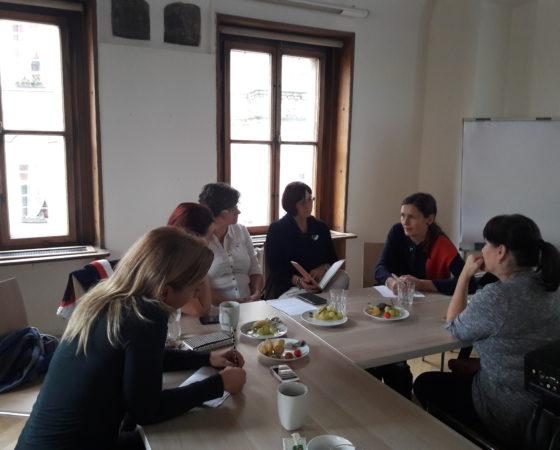 Společně k inkluzivnímu vzdělávání – čtvrté setkání