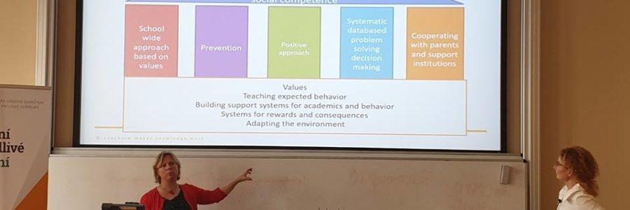 Účinná prevence problémového chování – přístup PBIS
