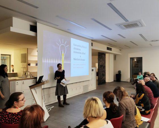 Seminář na téma Podpora dětského duševního zdraví ve školách