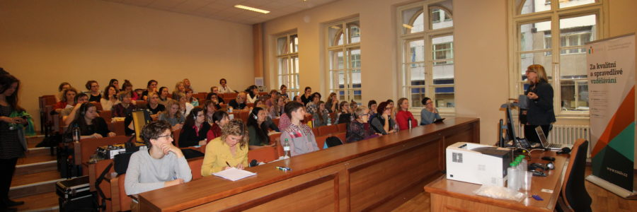 A public seminar dedicated to supporting pedagogical staff responsible for the instruction of children with challenging behaviour