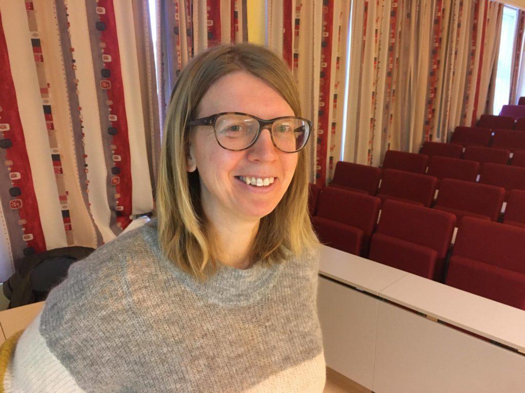Interview with Kaja Naes Johannessen