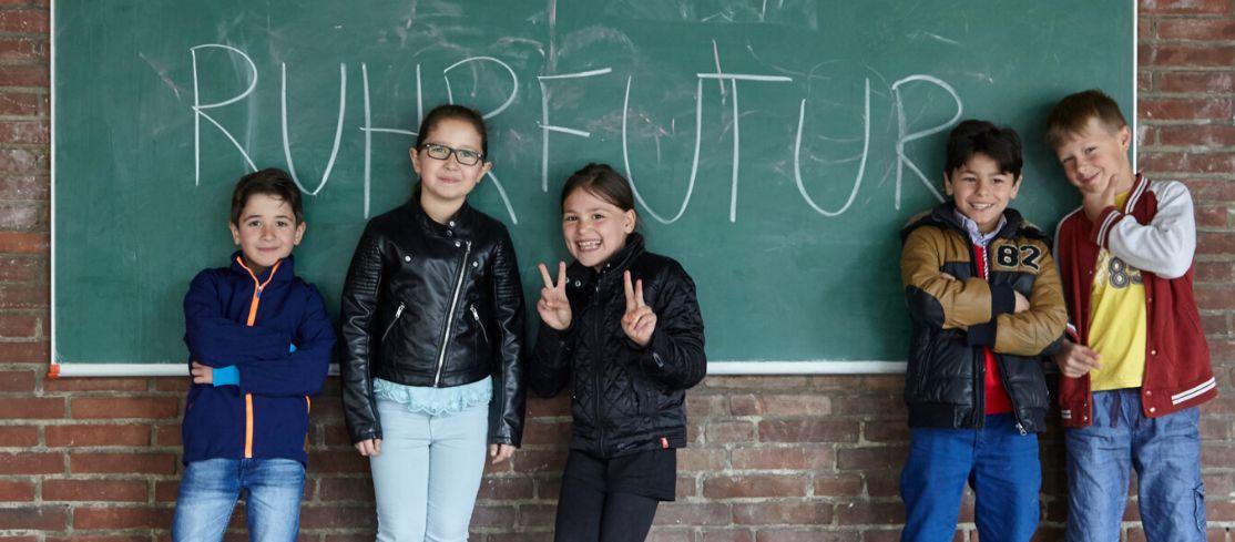 Kolektivní dopad, Eduzměna a RuhrFutur