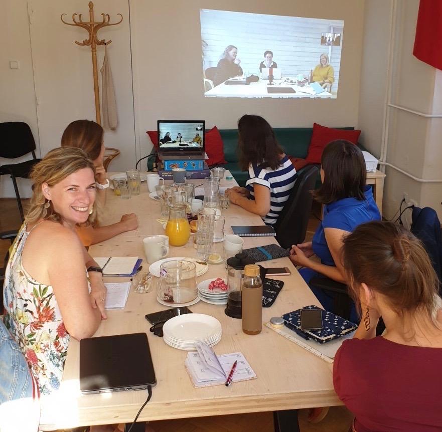 Školení s našimi norskými partnery