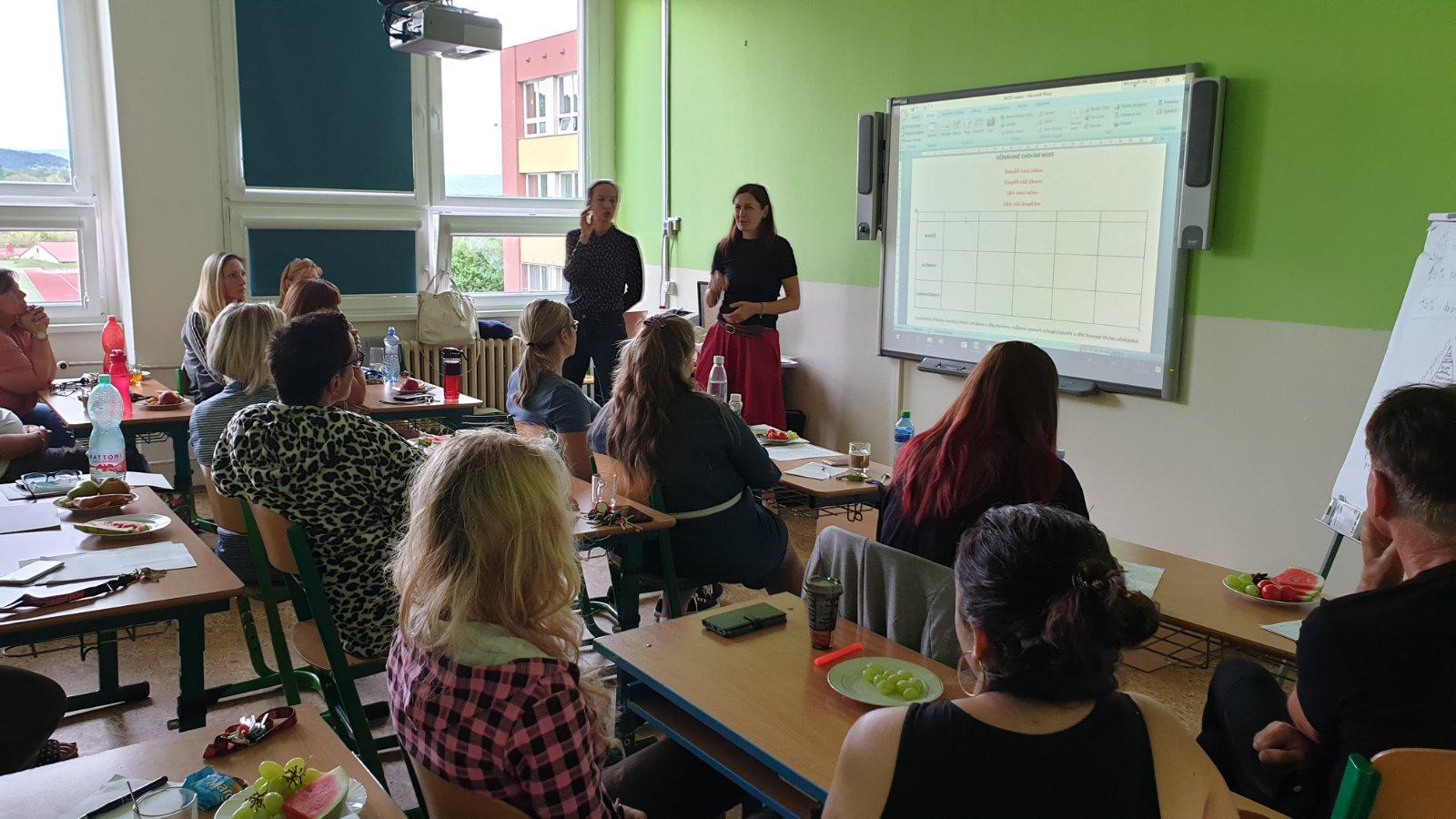 ČOSIV pomáhá českým školám zavést tříúrovňový systém podpory chování