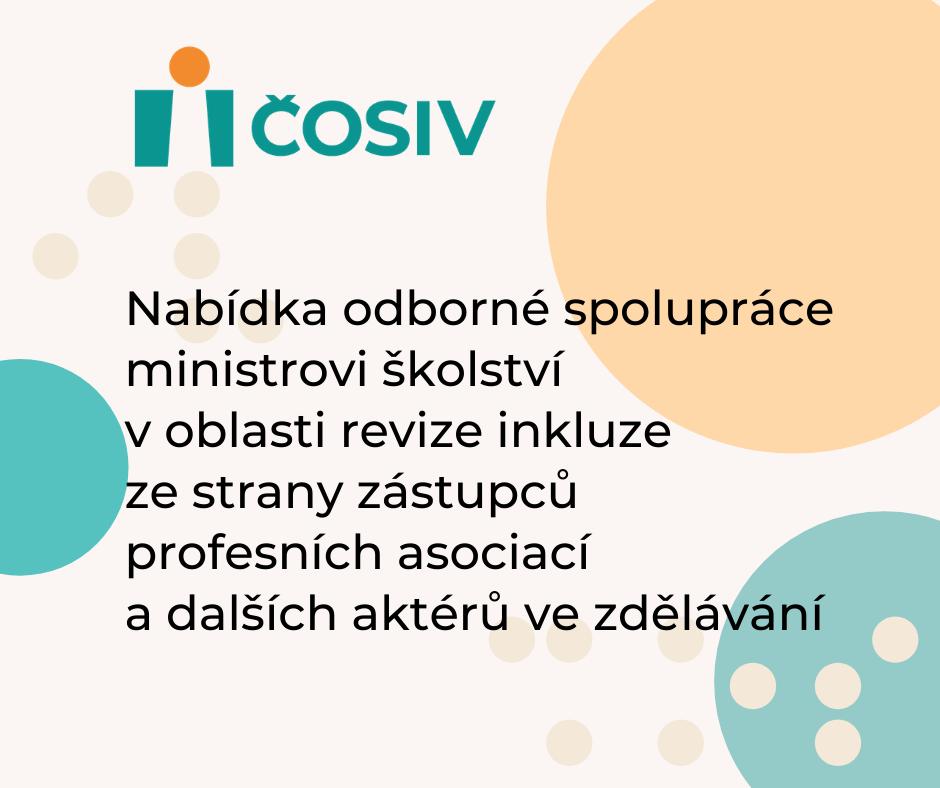 Otevřený dopis ministru školství