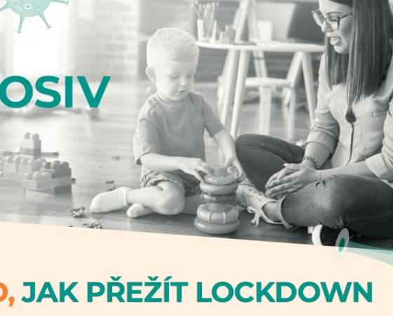Návod, jak přežít lockdown