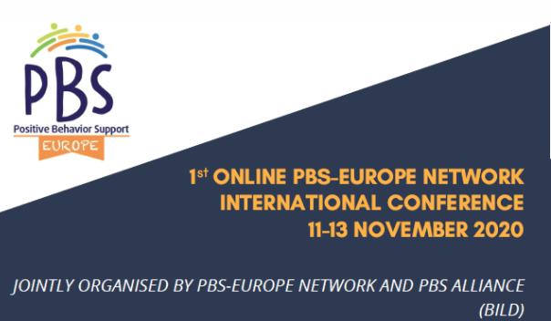 První evropská konference Pozitivní podpory chování